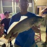25″ Puppy Drum caught early this morning