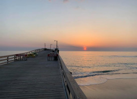Pier is open !!  Hope to see you soon!